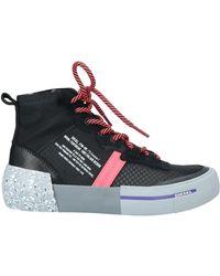 DIESEL - Sneakers abotinadas - Lyst