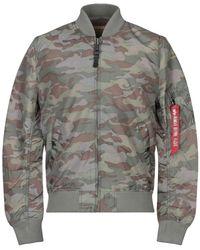Alpha Industries Jacket - Grey