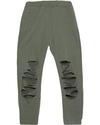 Jijil Casual Pants - Green