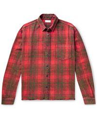 John Elliott Camisa - Rojo