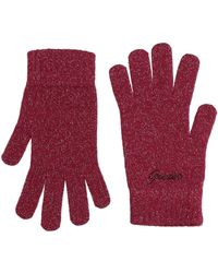 Guess Gloves - Red