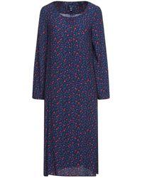 GANT Midi Dress - Blue