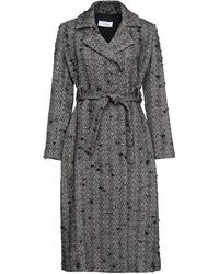 Aglini Coat - Grey