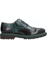 Domenico Tagliente Lace-up Shoe - Green
