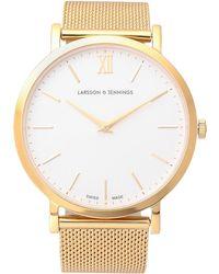 Larsson & Jennings - Wrist Watch - Lyst