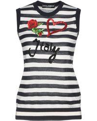 Dolce & Gabbana - Sweater - Lyst