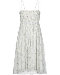 Chloé Vestito al ginocchio - Bianco