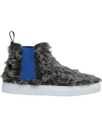 MSGM High-tops & Trainers - Grey