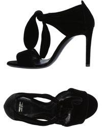 Giorgio Armani - Sandals - Lyst