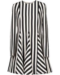Valentino Short Dress - Black