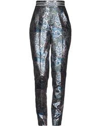 Peter Pilotto Casual Trouser - Blue