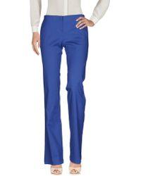 Annarita N. Casual Trouser - Blue