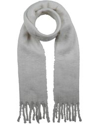 French Connection Scarf - White