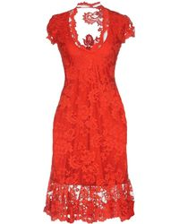 Balensi - Knee-length Dress - Lyst