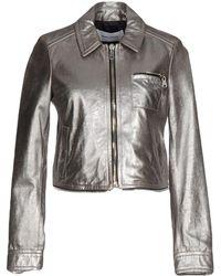 Mauro Grifoni Jacket - Metallic