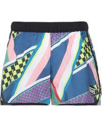 Vans Shorts & Bermuda Shorts - Blue