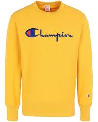 Champion - Felpa - Lyst
