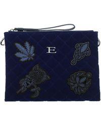 Ermanno Scervino Handbag - Blue