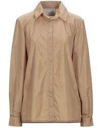 Frankie Morello Shirt - Natural