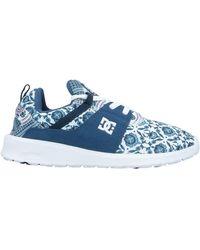 DC Shoes Sneakers - Blau