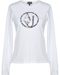 Armani Jeans T-shirt - White