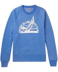 J.Crew Sweat-shirt - Bleu