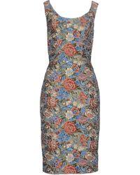 Ermanno Scervino - Knee-length Dress - Lyst