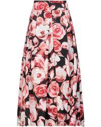 Rinascimento Long Skirt - Pink