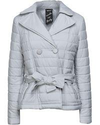Tosca Blu Down Jacket - Grey