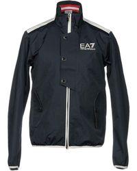 EA7 - Jacket - Lyst
