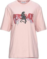 Odi Et Amo Camiseta - Rosa