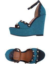 M Missoni Sandals - Blue