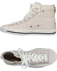 DIESEL - High-tops & Trainers - Lyst