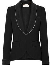 Rachel Zoe Suit Jacket - Black
