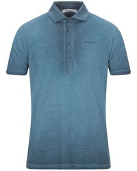 Gazzarrini Polo Shirt - Blue