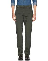 Brooksfield Casual Pants - Green