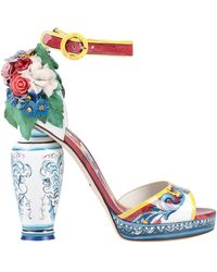 Dolce & Gabbana Sandals - White