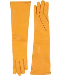 Maison Margiela Handschuhe - Gelb
