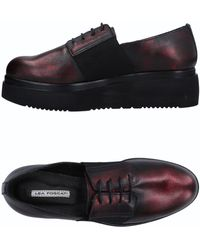 Lea Foscati - Lace-up Shoes - Lyst