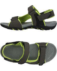 Lumberjack Sandals - Green