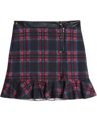 Liu Jo Mini Skirt - Black