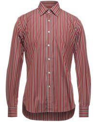 Ballantyne Shirt - Red