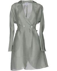 Armani Overcoat - Green