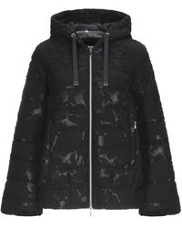 Geox Synthetic Down Jacket - Black
