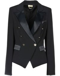 Liu Jo Suit Jacket - Black