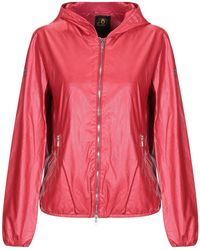 new arrival 76c40 8f2c4 Silk And Soie Down Jacket in Purple - Lyst