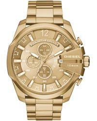 DIESEL Watch Dz5474 - Metallic