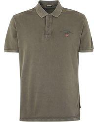 Napapijri Polo Shirt - Green