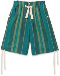 Nicholas Daley Shorts & Bermuda Shorts - Green