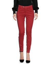 AT.P.CO Trousers - Red